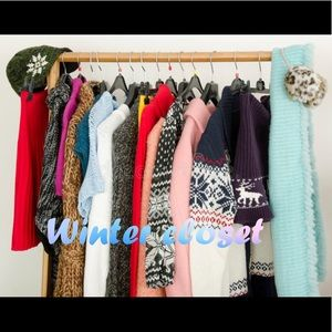 Winter clothes 🧥
